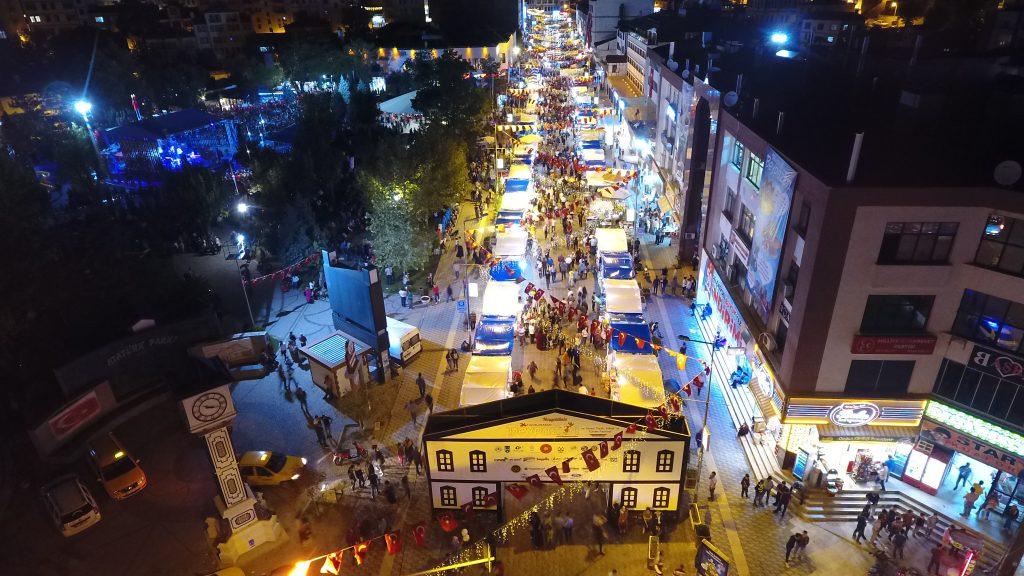 Görkemli Festival Sona Erdi.