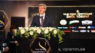 Beypazarı ''Yılın Yerel Yöneticileri Ödül Törenine'' Ev Sahipliği yaptı