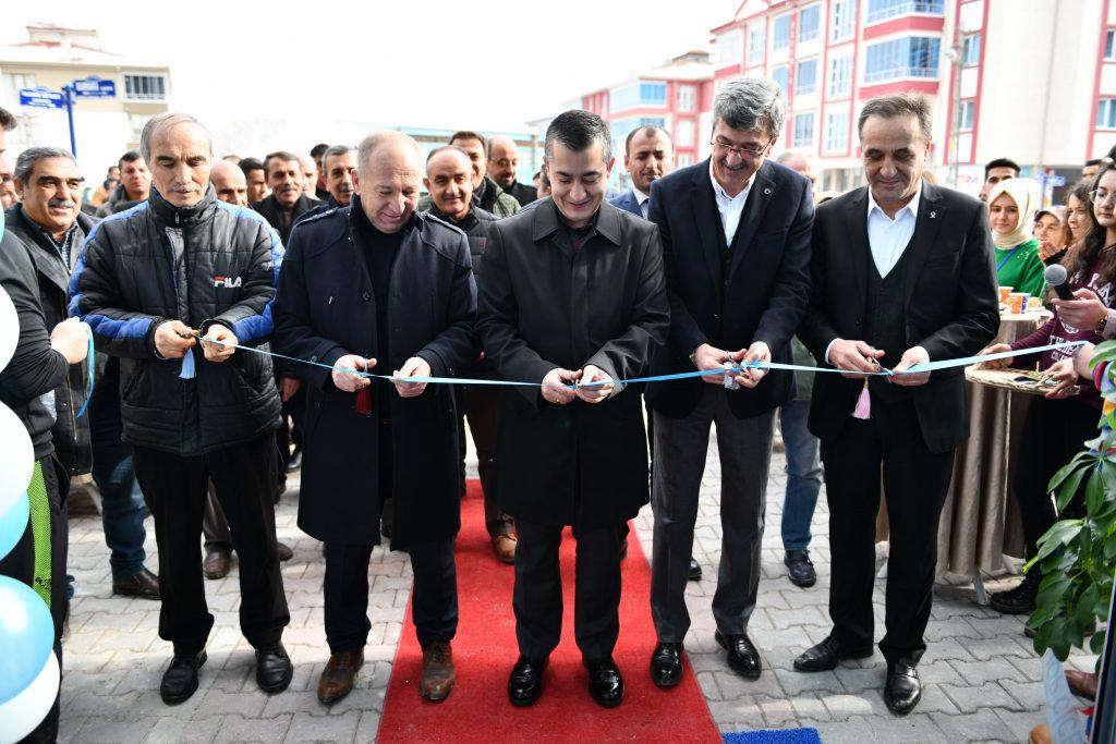 Sağlıklı Yaşam Merkezi'nin İkincisi Açıldı