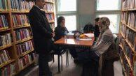 Kaymakam AKSOY'dan İlçe Kütüphanesi'ne Ziyaret