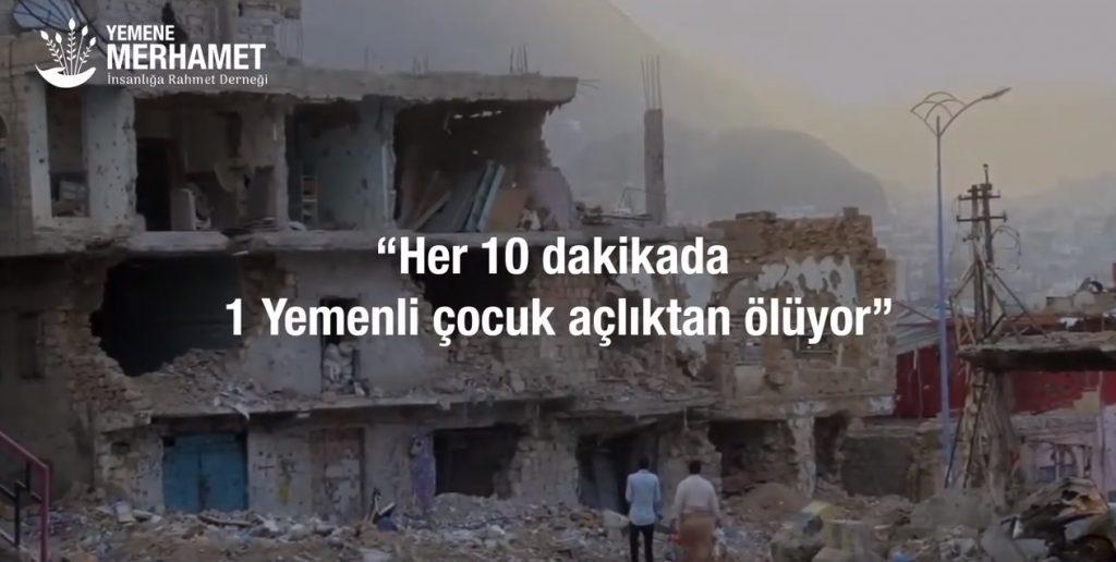 Yemen Yardım Bekliyor
