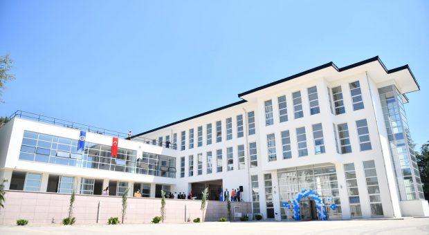 Meslek Yüksekokuluna Bir Yeni Hizmet Binası Daha
