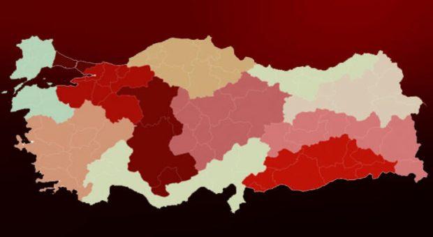 BEYPAZARI'NDA COVİD-19 VAKALARI SON GÜNLERDE ARTIŞ GÖSTERİYOR!..